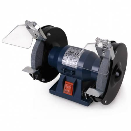 EBERTH 150mm Double ponceuse avec 250 watts