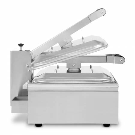 vertes Grille Pain Sandwich Toaster Grill Panini pour 9 Tranches