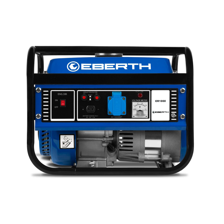 eberth g u00e9n u00e9rateur  u00e9lectrique puissant avec 3 0 cv de puissance    2 2 kw